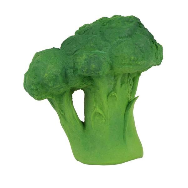 Brucy the Broccoli Öko Baby Spielzeug grün 9x11 cm