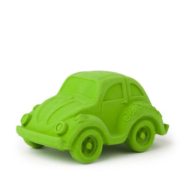 Auto Öko Baby Spielzeug grün 10x5 cm