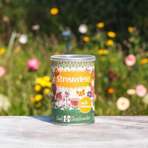 Süß & Summend Streuwiese Blumen Samenmischung